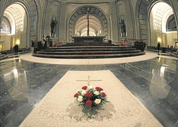 大十字架烈士谷佛朗哥之墓