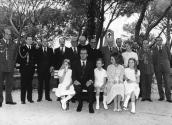 前任國王 Juan Carlos I 家族(Photo Credit: Gtres)