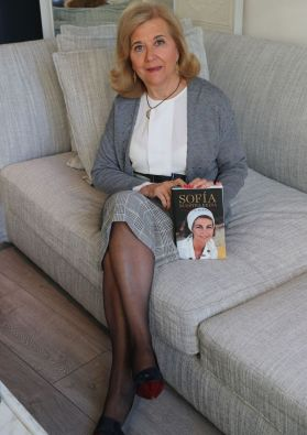 索菲亞:我們的王后 傳記作者 (Carmen Enríquez)