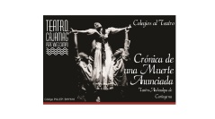 1990 Salvador Távora 舞台劇