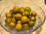 楊家一口柑:黃有甜味,綠有香氣