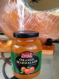 塞維亞苦橘做的高級果醬