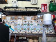 蘑菇酒館牆壁裝飾