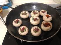 霸王蘑菇上鍋