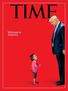 2018. 07. 02 《時代週刊》。6 月 21 日 公諸媒體。