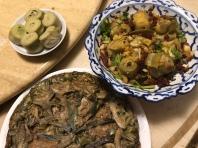 朝鮮薊家族餐