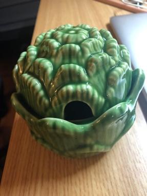 朝鮮薊花苞狀調味罐