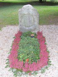 波赫士葬於瑞士日內瓦的「君王墓園」