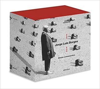 西班牙口袋書出版社(Delbolsillo)紀念波赫士雙甲子冥誕作品全集