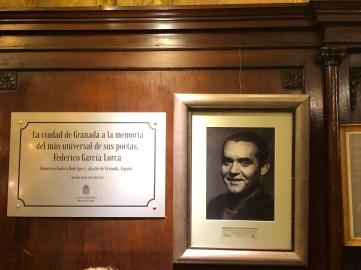 1933 年羅卡的「茅舍劇團」(La Barraca)在阿根廷演出《血婚》
