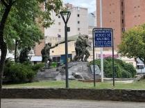 福克蘭群島戰役紀念碑