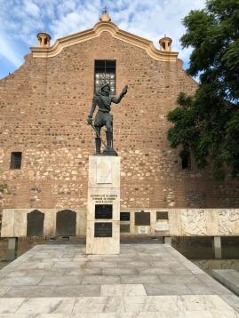 哥多華的創立者,西班牙征服者 Jerónimo Luis de Cabrera