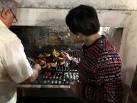 主人 Américo 解說肉質品種
