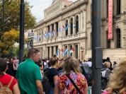哥多華市民歡慶西語國際研討會在此城舉行