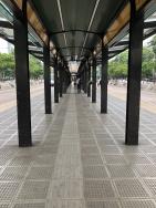 七月九日獨立大道的 San Nicolás 區