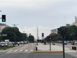 七月九日獨立大道:世界最寬敞的大道