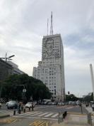 七月九日獨立大道上艾薇塔雕像