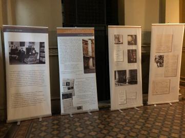 國家圖書館舊址的波赫士文獻