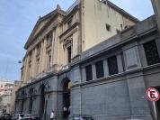 位於墨西哥街 564 號的國家圖書館