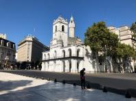 五月廣場上的市政廳(教士會議廳)