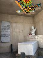 阿豐辛總統墓地