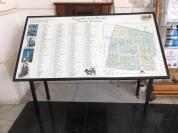雷科萊塔墓園分佈圖