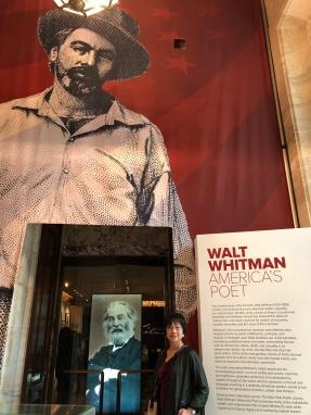 惠特曼兩百週年展覽廳