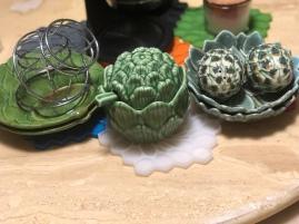 朝鮮薊飾品與調味罐總匯