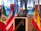 阿根廷總統 Mauricio Macri 致歡迎辭