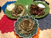 朝鮮薊千種烹飪法