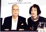 1998 年基金會邀請我在「塞拉作品暑期研習營」演講