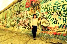 1989. 10.01,柏林圍牆