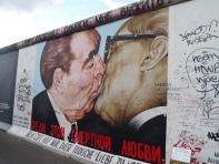 2012. 08. 27 觀光展示的柏林圍牆