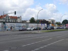 2012. 08. 27 路旁看到的柏林圍牆