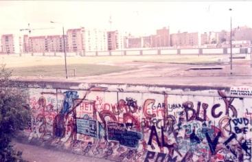 1989. 10. 01 柏林圍牆