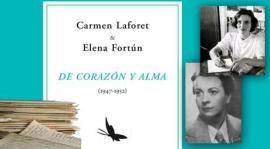 兩位女作家(拉弗雷特 & 佛爾頓)書信往來