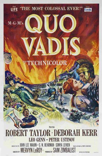 """Quo Vadis"" (你往哪裡去?)"