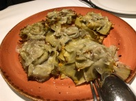 必訪的青椒餐廳「蓮花朝鮮薊」