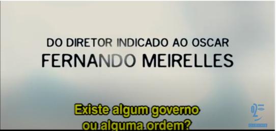 《無法無天》的巴西導演梅瑞萊斯改編《盲目》