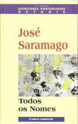 薩拉馬戈無名人物的小說《所有的名字》