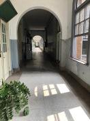 研究室的長廊