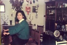 1988 綠色毛衣