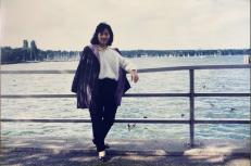 1989 白色毛衣