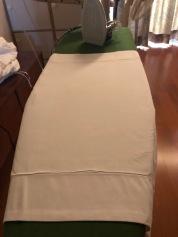 枕頭套燙平:治療失眠的療效。