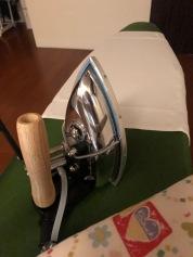 裁縫師傅建議使用專業熨斗