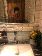 在某家飯店看到人造朝鮮薊擺飾