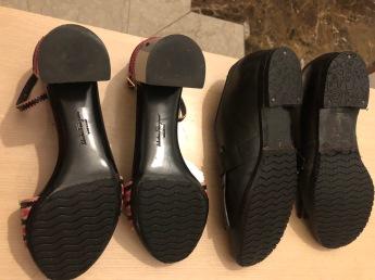 被紐約街道蹂躪的鞋子煥然一新